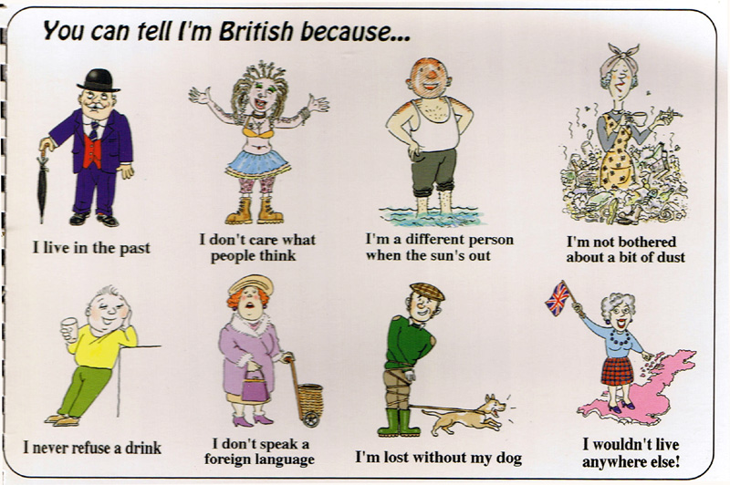 Funny Stereotypes: how foreigners see the British ...