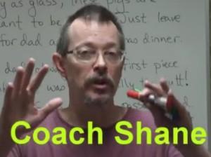 coach shane