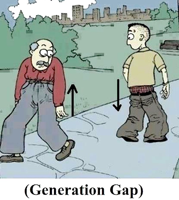 Generation Gap Essay