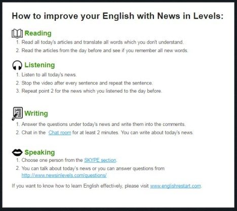 news in levels2